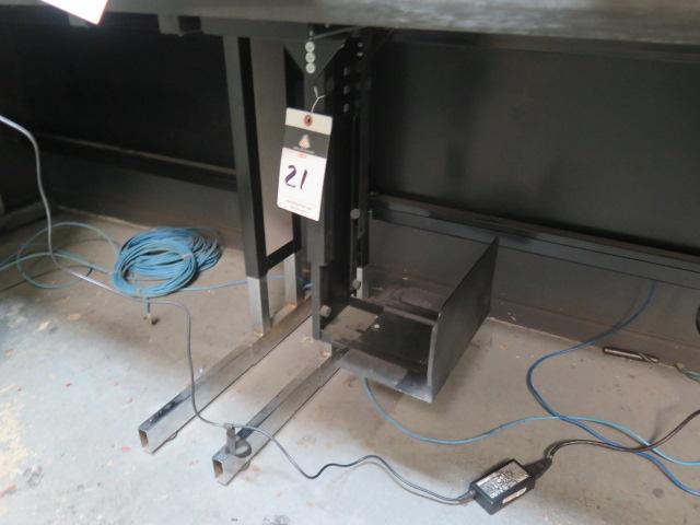 Desks (2) (NO COMPUTER) - Image 2 of 2