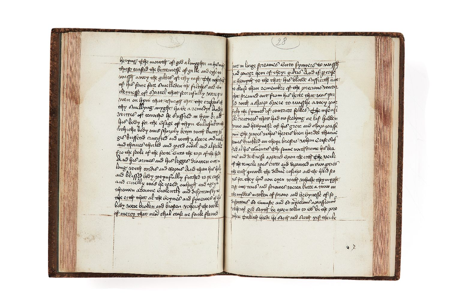 Lot 75 - Ɵ The Myrowr of Recluses, a Middle English translation of the Speculum Inclusorum