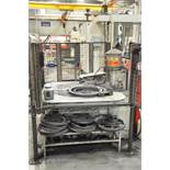 """LAPMASTER 36 HORIZONTAL LAPPING MACHINE WITH 36"""" CAPACITY, S/N N/A"""