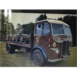 VINTAGE CLASSIC 1953 LEYLAND BEAVER LORRY - SALE DUE TO BEREAVEMENT