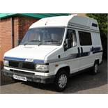 FIAT DUCATO - 'TOPIC' HIGH TOP MOTORHOME