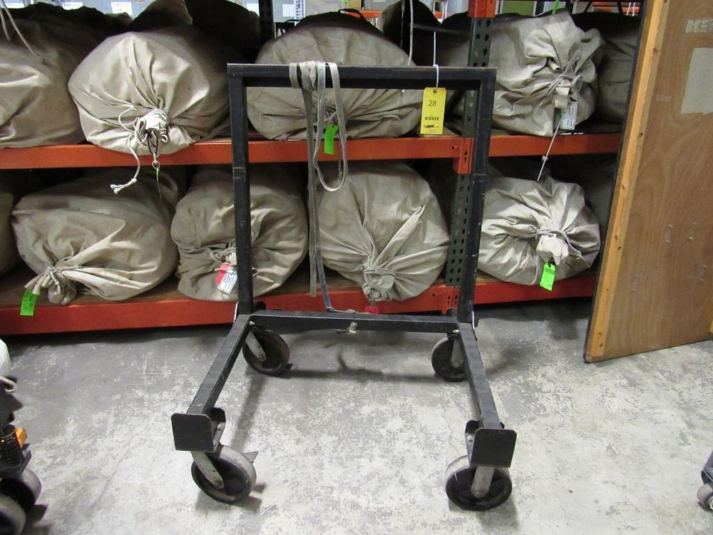 Lot 28 - Wenger Platform Cart