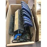 LOT OF ASSORTED T-HANDLE HEX KEYS