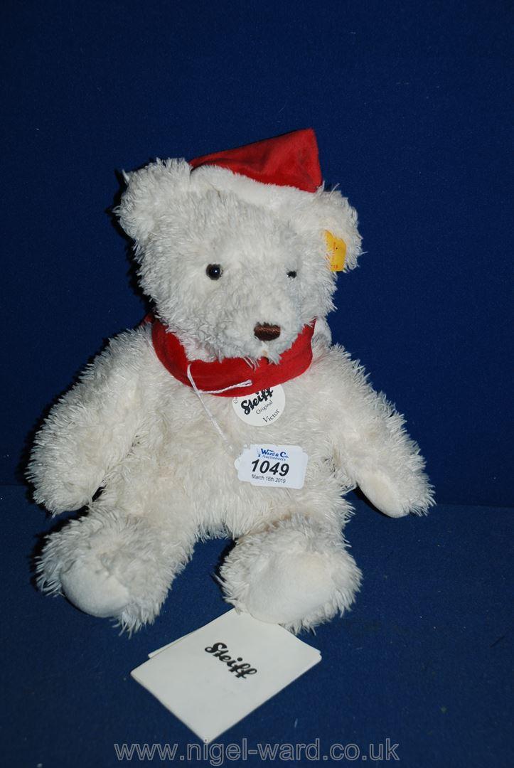 Lot 1049 - A Steiff bear.