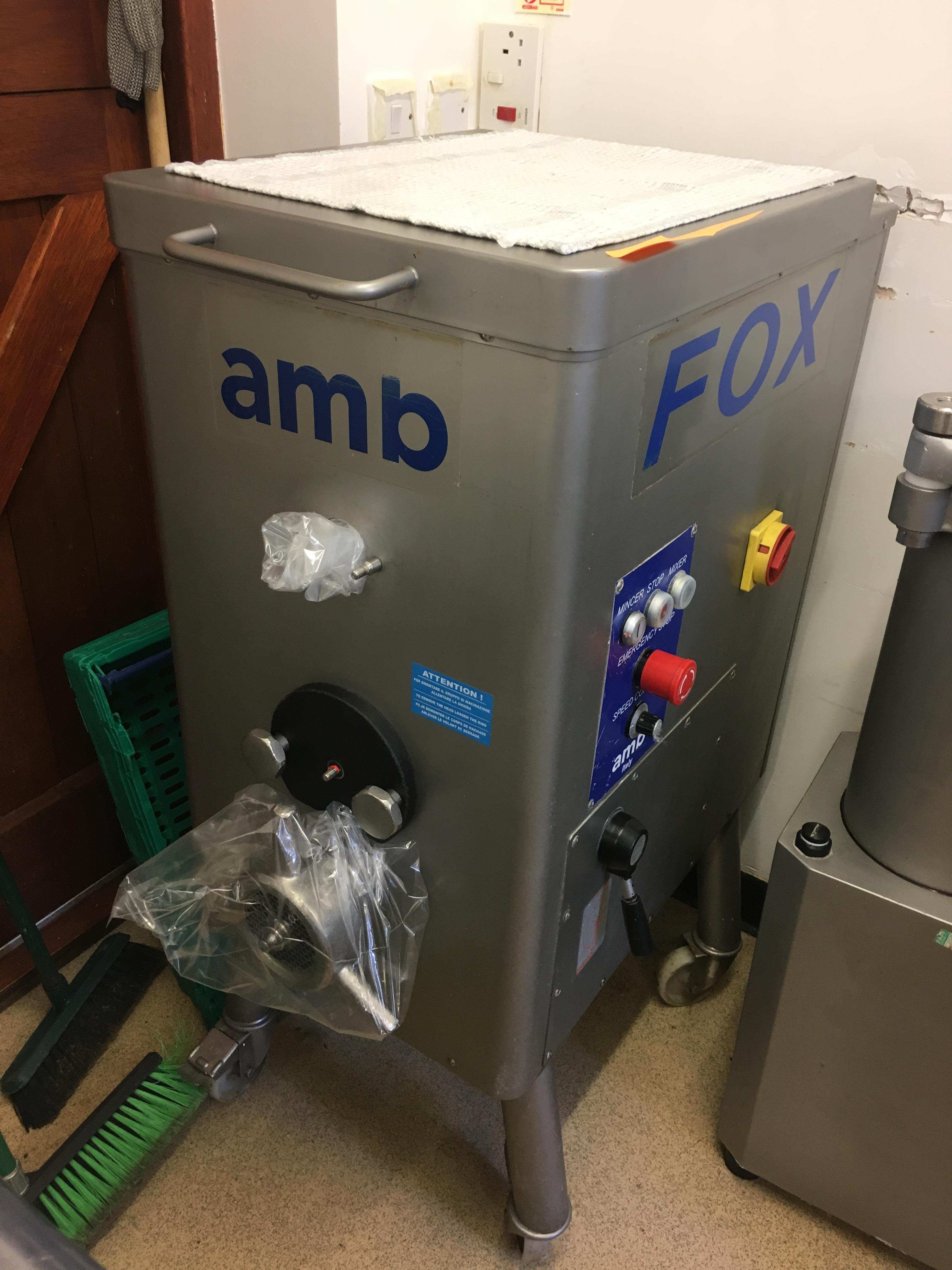 AMB Fox TC32 Meat Mincer