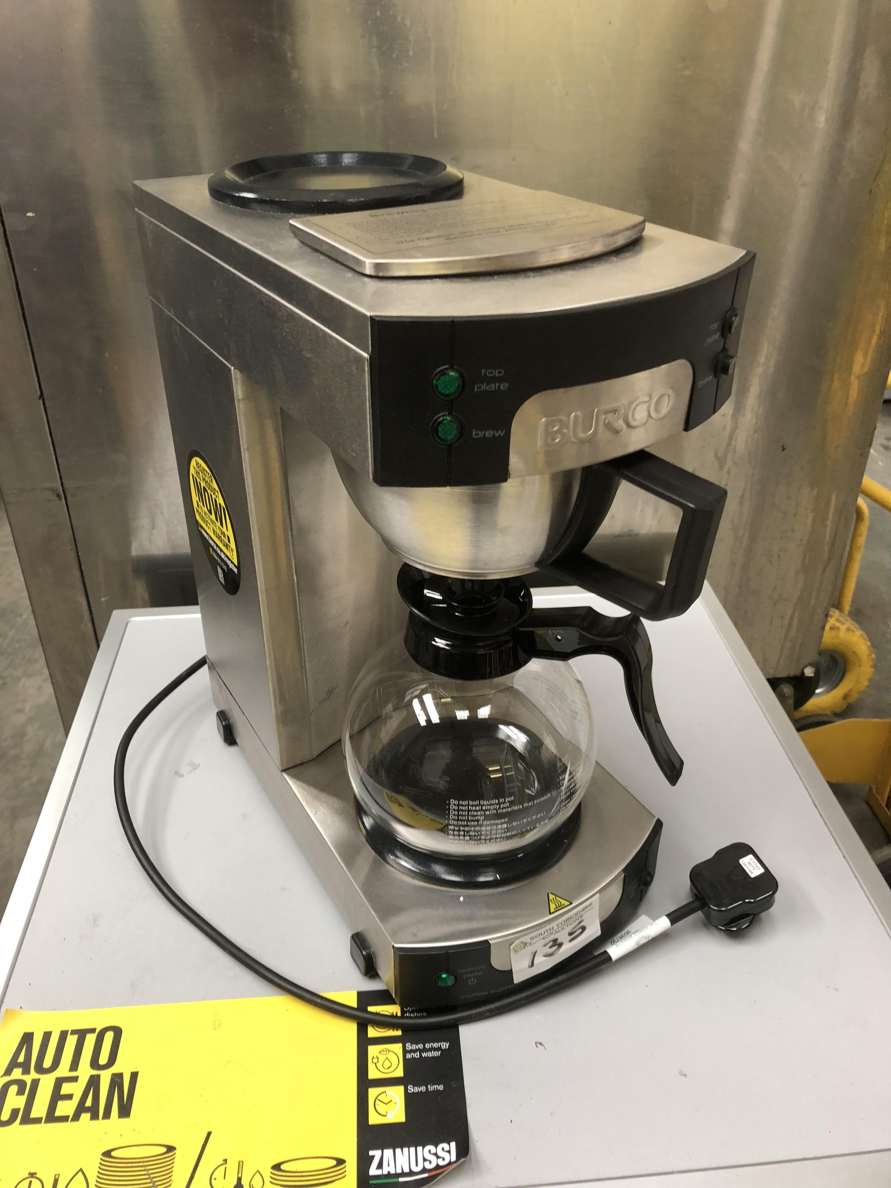 coffee brewer machine