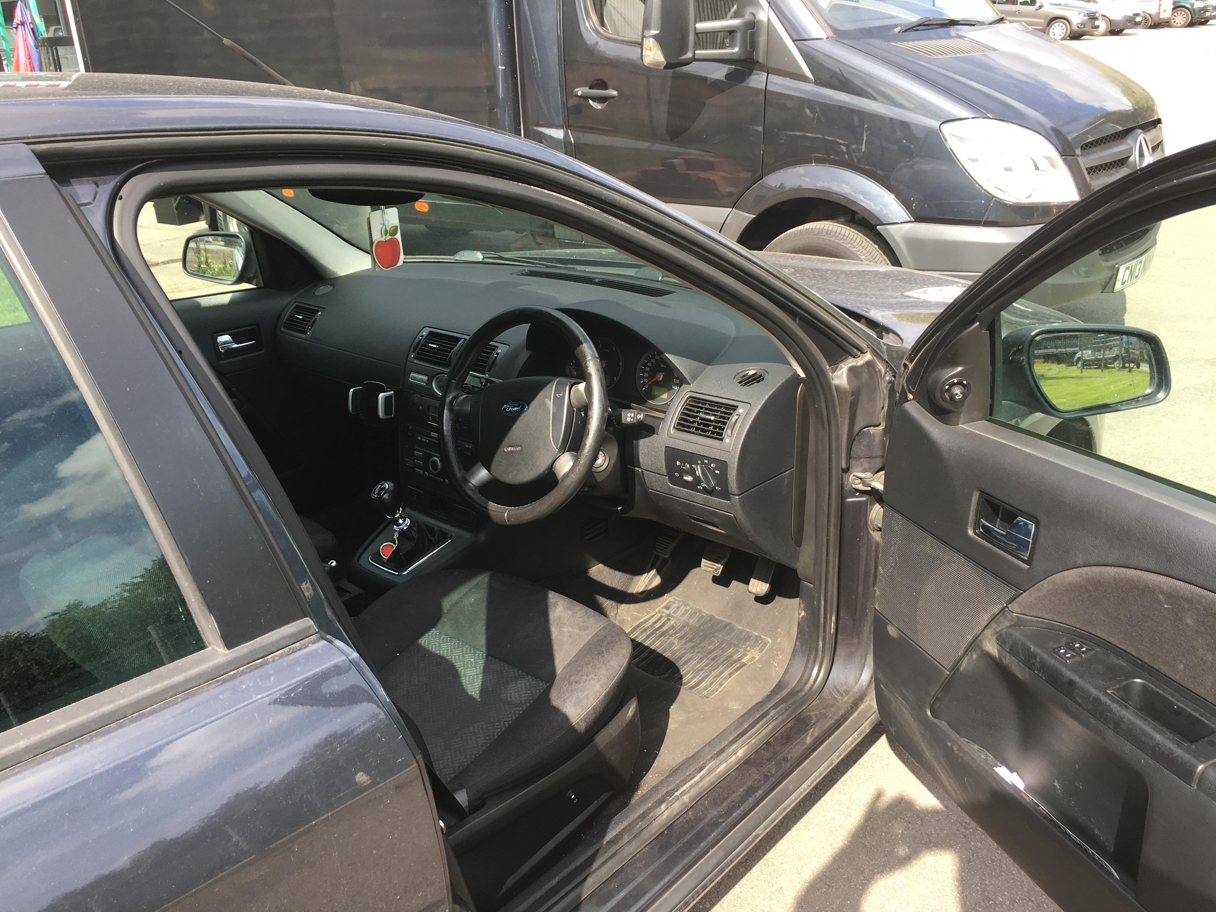 Lot 1 - Ford Mondeo Diesel