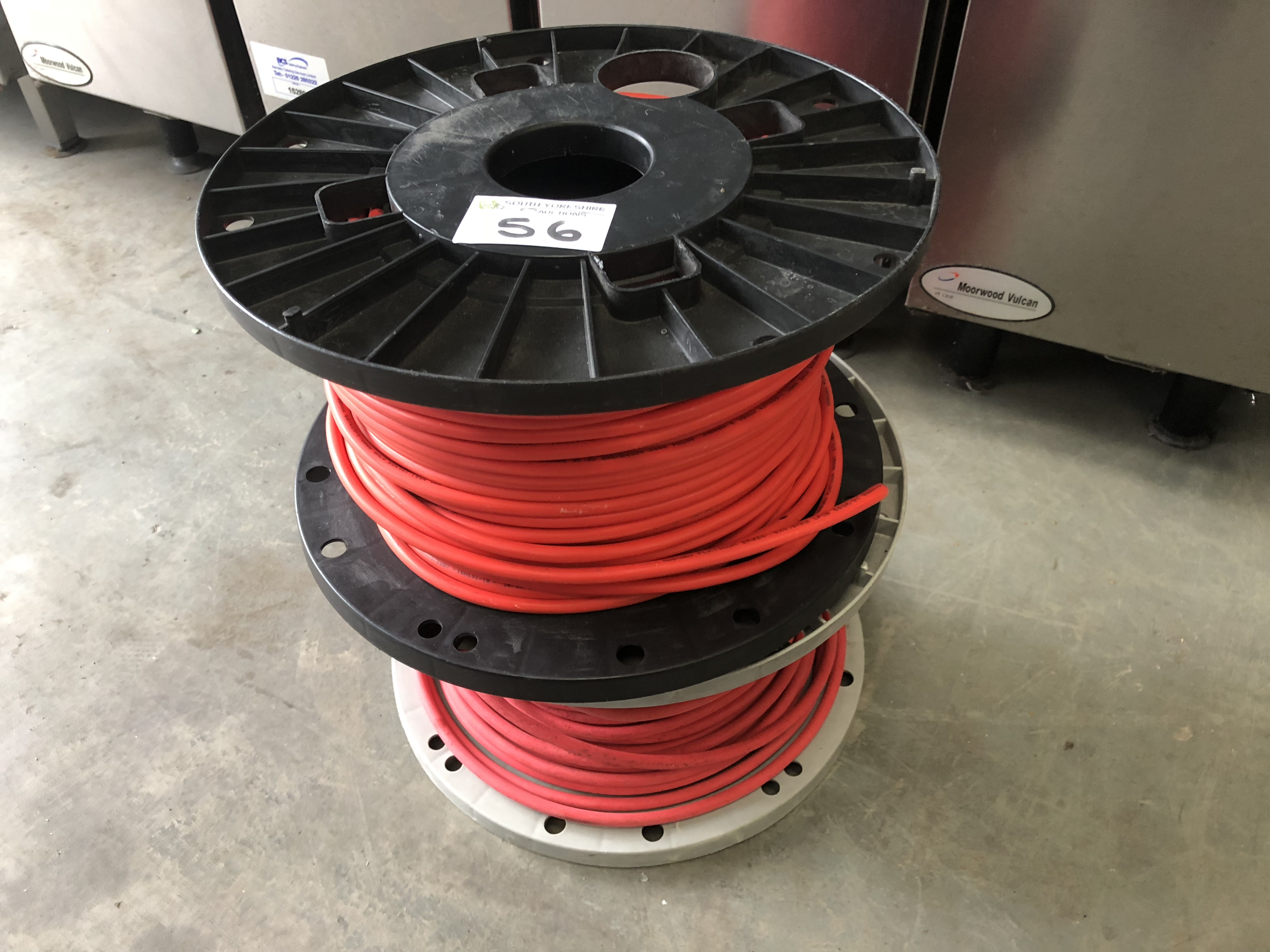 2 x New Reels of Fire Alarm Wiring