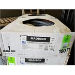 """100ft Madison 1"""" UL Liquidtight flexible steel conduit. Part number 6204M30. New in box."""