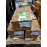 "Qty 100 - Madison Electric beam clamp. Model 27, 3/8""-16. New in bulk box (10 per box)"