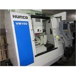 2009 Hurco VM10U CNC Vertical Machining Center, 5 Axis, s/n 06003039AKBA, Max CNC Control