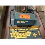 GSP Vinyl Lettering Machine