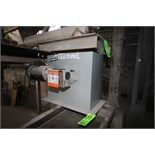 Stearns Magnet with 1/3 hp Cone Drive, Aprox. 1 ft. Dia.