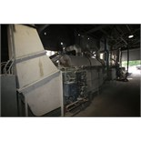 BULK BID: FLUID BED DRYING AND DUST COLLECTION, INCLUDES CARMEN ALL S/S FLUID BED DRYER, SLY