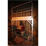 "Cornerstone Building Materials Aprox. 68"" L x 26"" W Portable Aluminum Scaffolding"