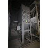 AM Industrial 6-Cartridge Dust Hog, Model SBD-12-3, S/N 60045209, 5000 CFM, Integral Pulse Jet