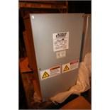 Statco Energy Power Factor Correction Units, Model PF-0002-00L-N486WI, S/N 11822, S/N 11828, S/N