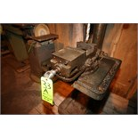"""Machinist Vise, Aprox. 5-1/2"""" Max. Working Area"""