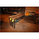 """Aprox. 8' L x 8-1/2"""" W Roller Conveyors"""