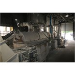 Carman Aprox. 22? Long x 75? Wide x 10? High All S/S Fluid Bed Dryer includes Stelter and Brink