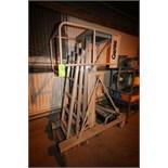 Genie Easy-Up Lift Platform, Model EU-15M, S/N 278-841, Max. Load 300 lbs. and 15 ft. Platform