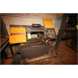 """Clausing Horizontal Band Saw, S/N 880766 with Working Area Up to 19-1/2"""", 110 V"""