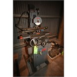 Challenger Hand Feed Surface Grinder, Model H612 with Kurt Precision Production Machine Slides,