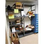 (3) Shelves (no contents)