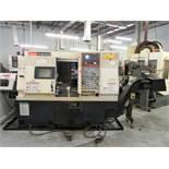Mazak Quick Turn Nexus 100-II MS CNC Turning Center