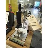Fisher V12 Base Measurement Stand