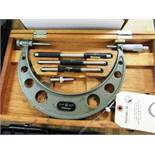 (1) Mitutoyo 6'' - 9'' Micrometer