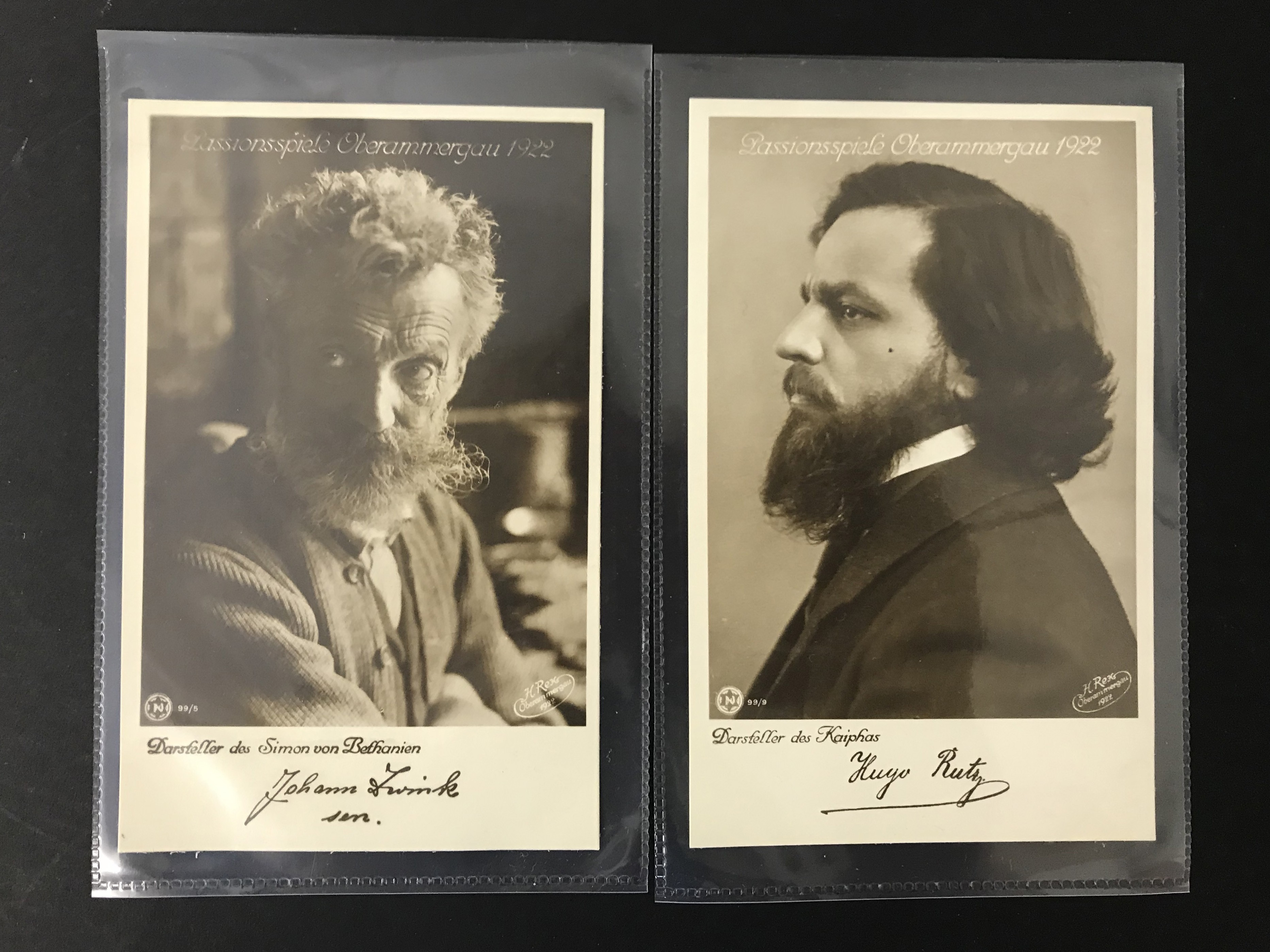 SELECTION OF VARIOUS POSTCARDS SHOWING ACTORS - Image 7 of 11