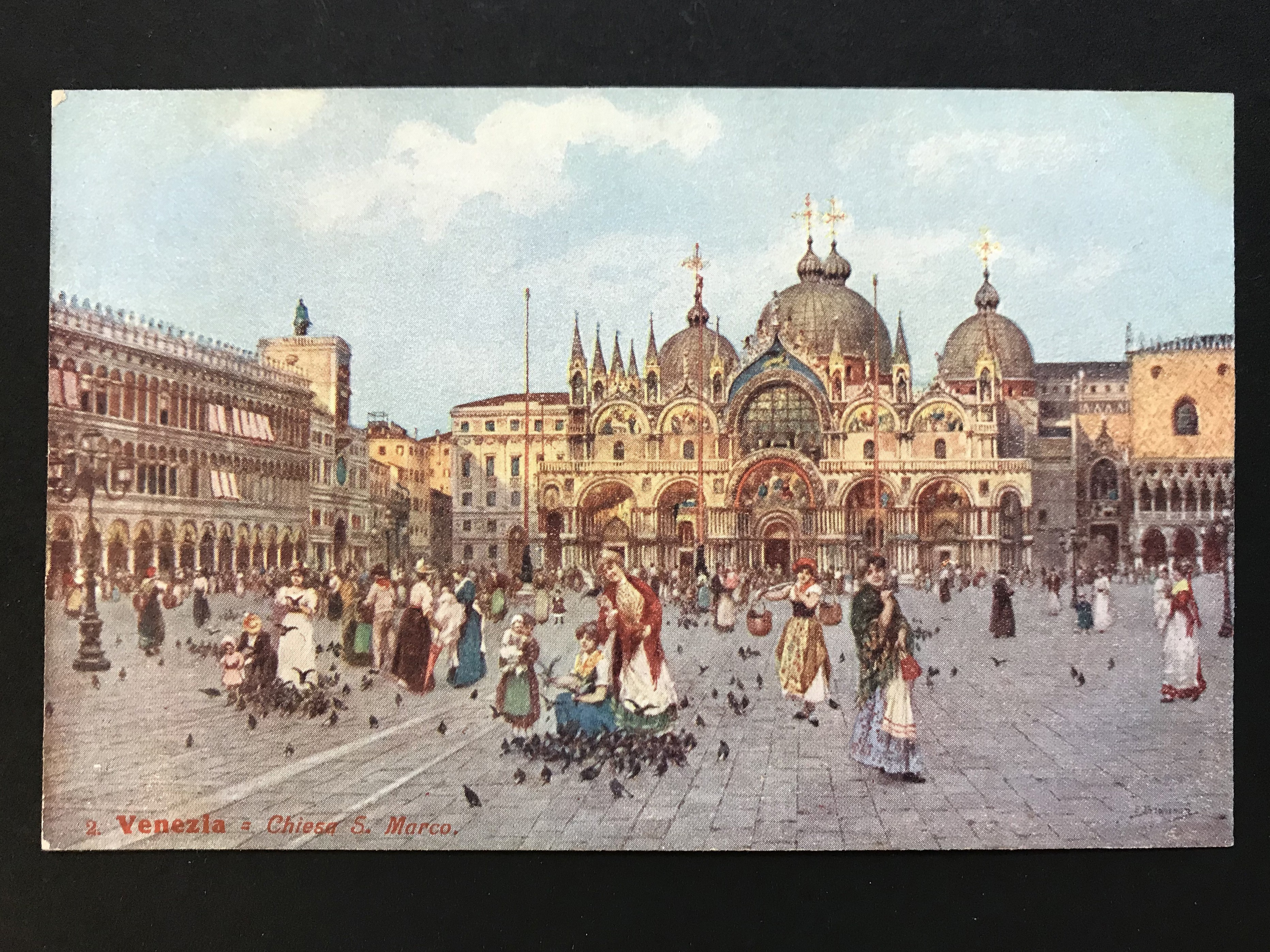 SELECTION OF VENICE RELATED POSTCARDS - Image 8 of 53