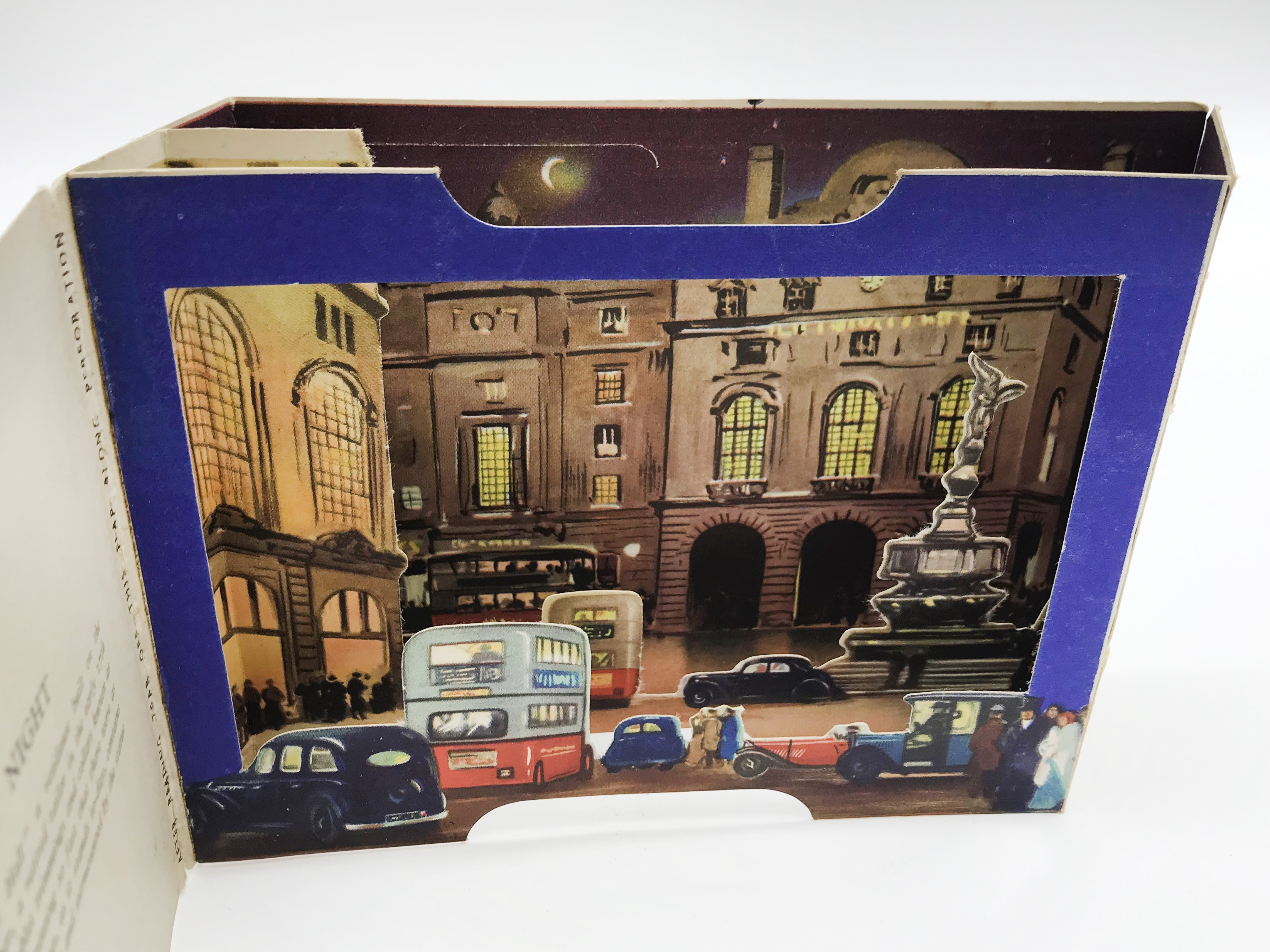FIVE LONDON POSTCARDS - THE BRENT SERIES OF PANORAMIC VIEW CARDS - Image 11 of 13