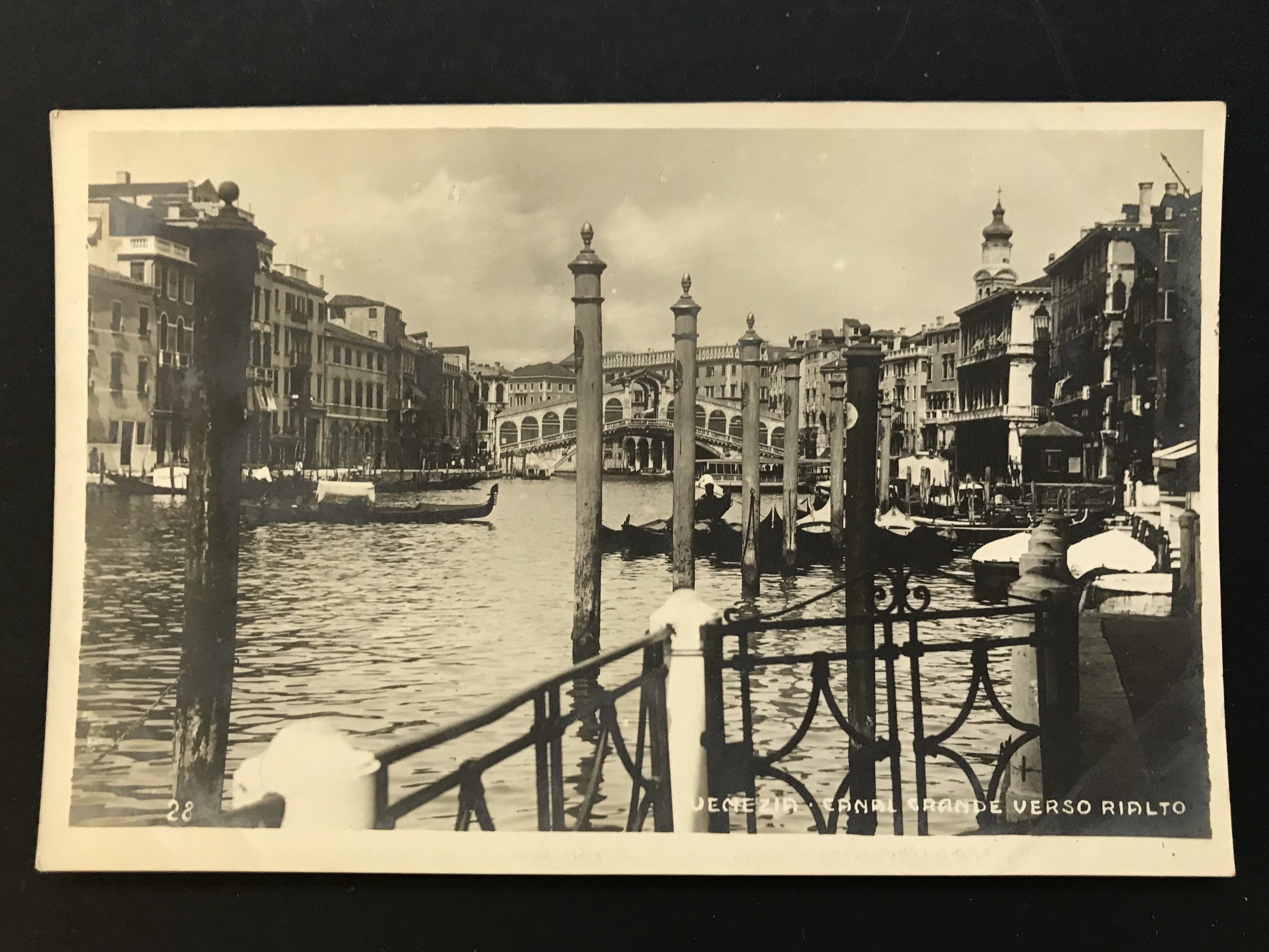 SELECTION OF VENICE RELATED POSTCARDS - Image 41 of 53