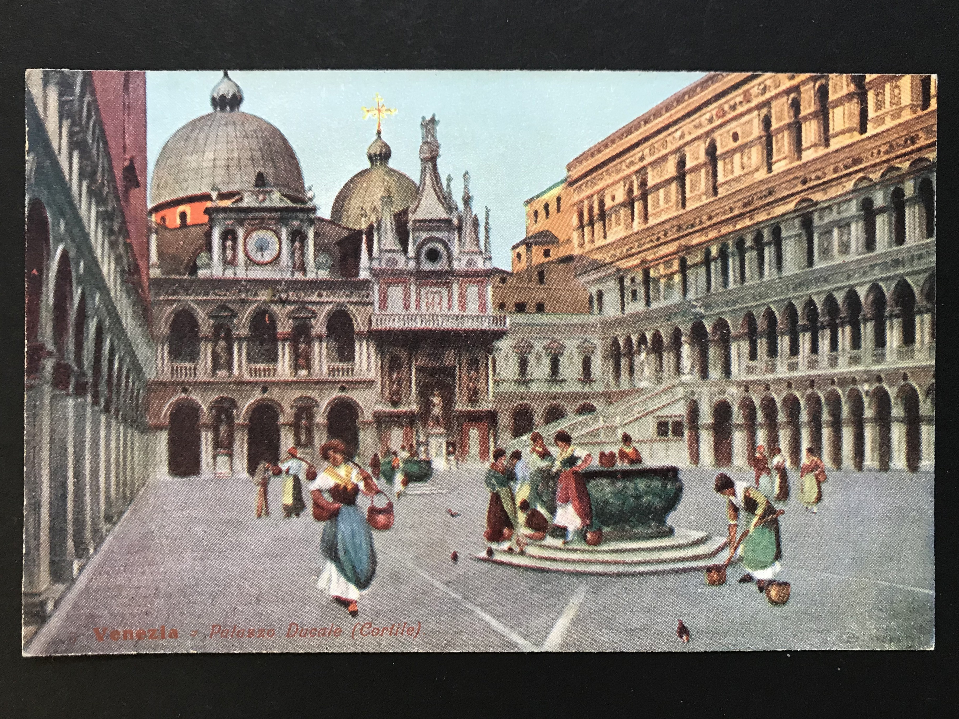 SELECTION OF VENICE RELATED POSTCARDS - Image 6 of 53