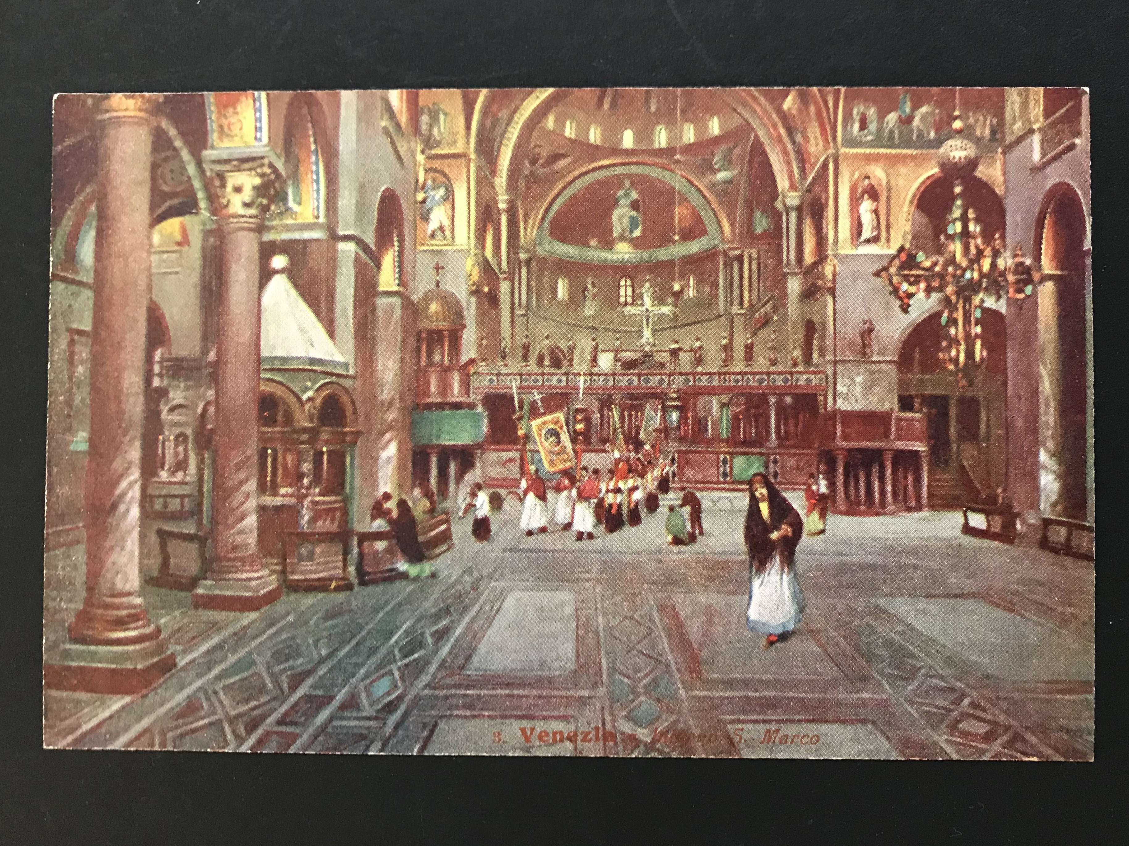 SELECTION OF VENICE RELATED POSTCARDS - Image 11 of 53