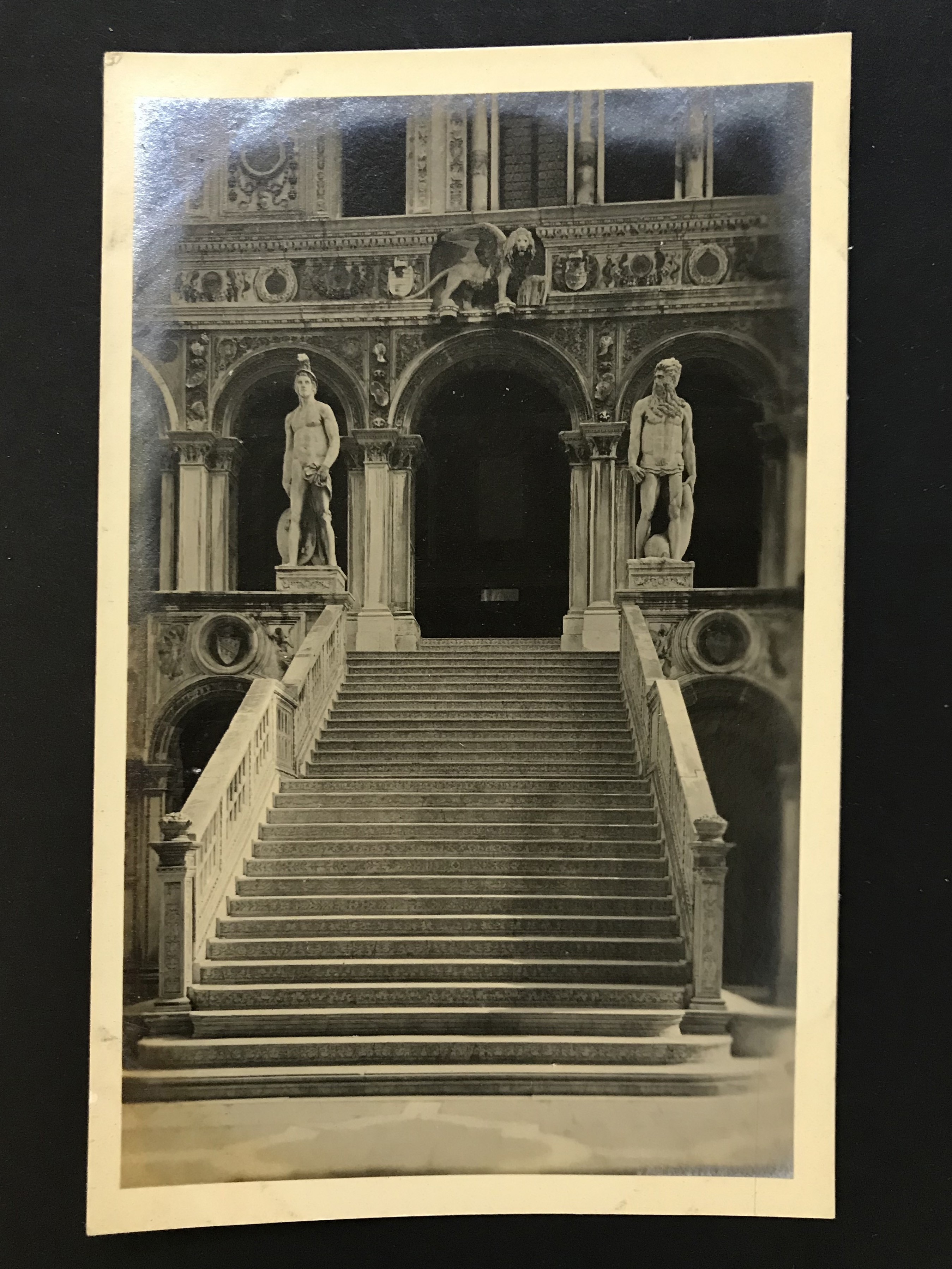 SELECTION OF VENICE RELATED POSTCARDS - Image 26 of 53