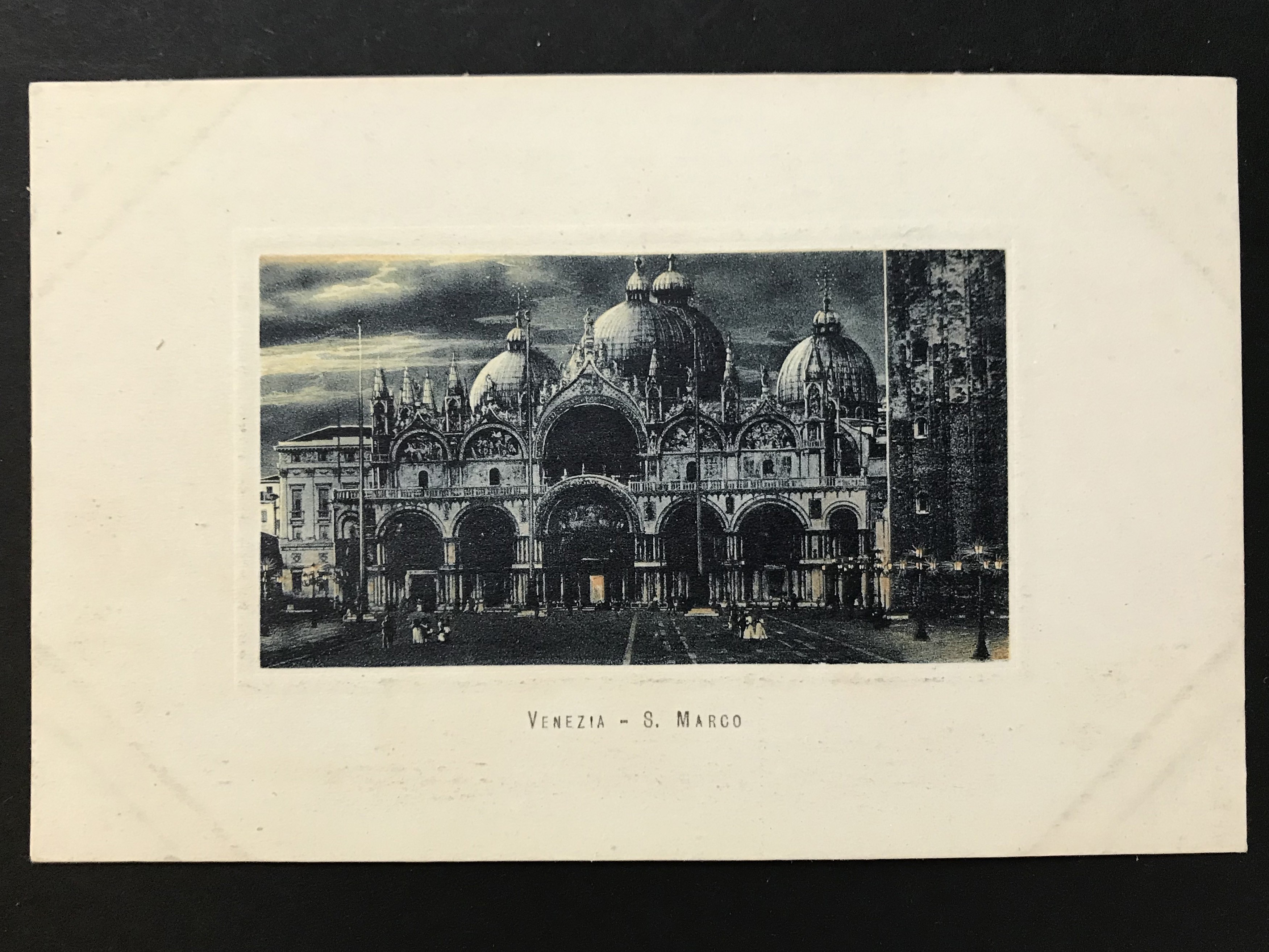 SELECTION OF VENICE RELATED POSTCARDS - Image 14 of 53