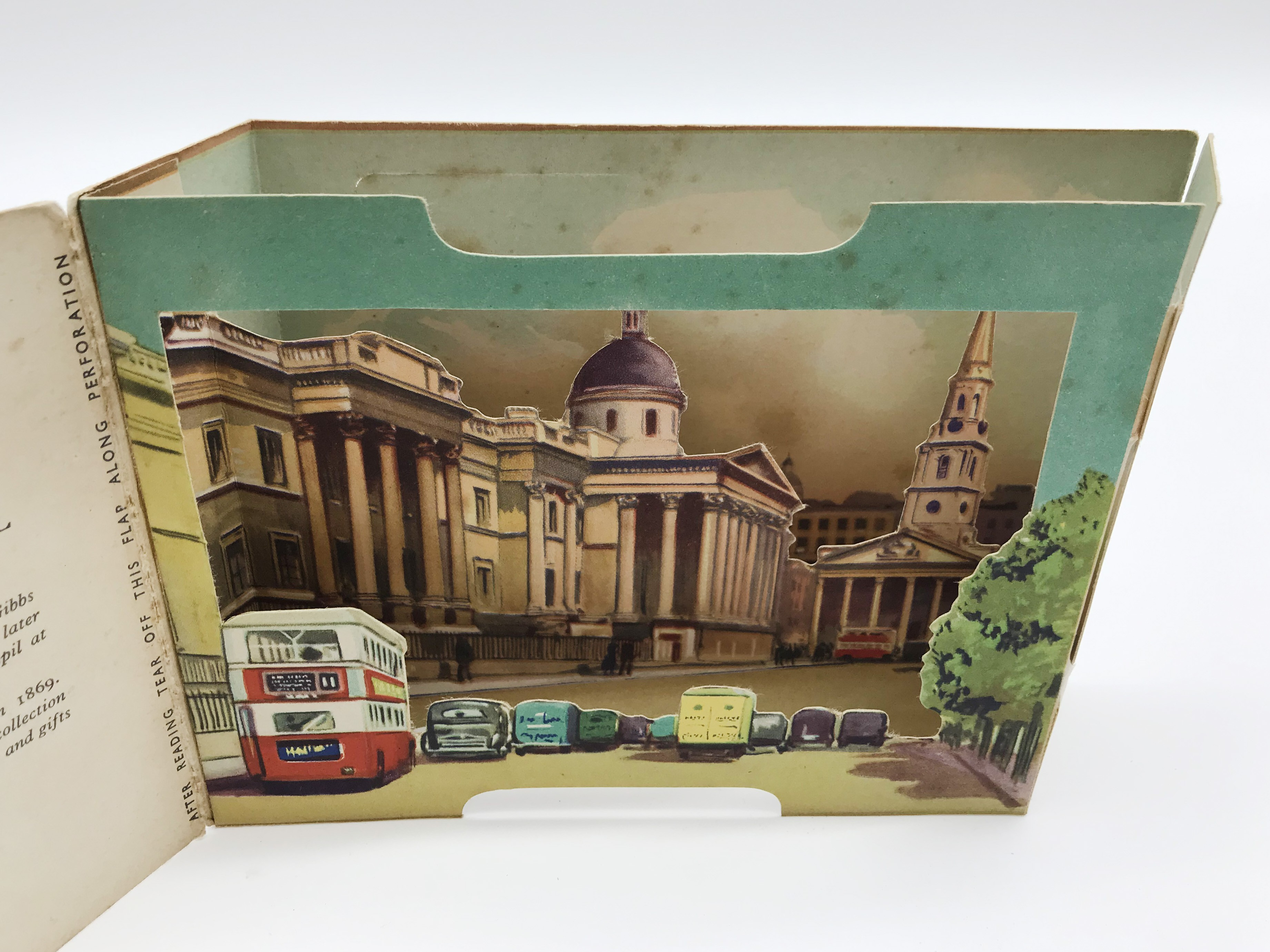 FIVE LONDON POSTCARDS - THE BRENT SERIES OF PANORAMIC VIEW CARDS - Image 5 of 13