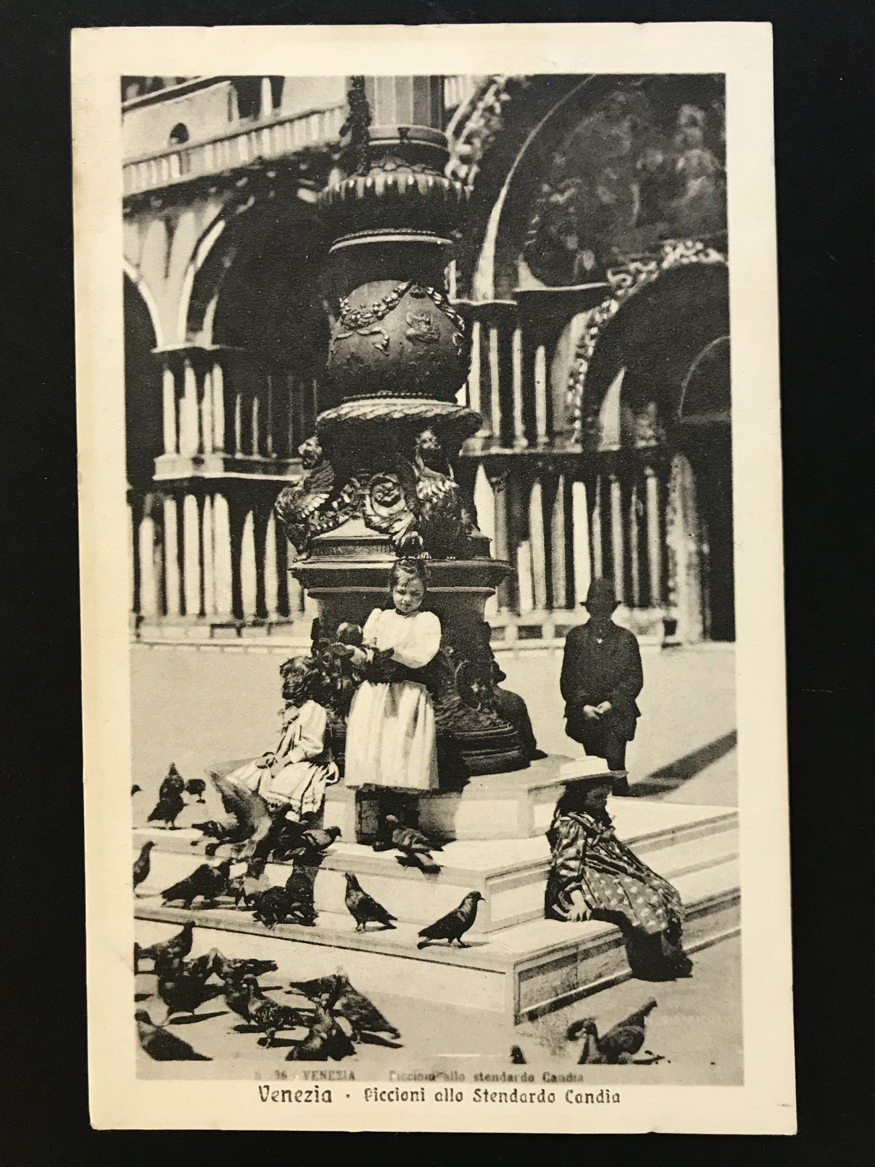 SELECTION OF VENICE RELATED POSTCARDS - Image 25 of 53