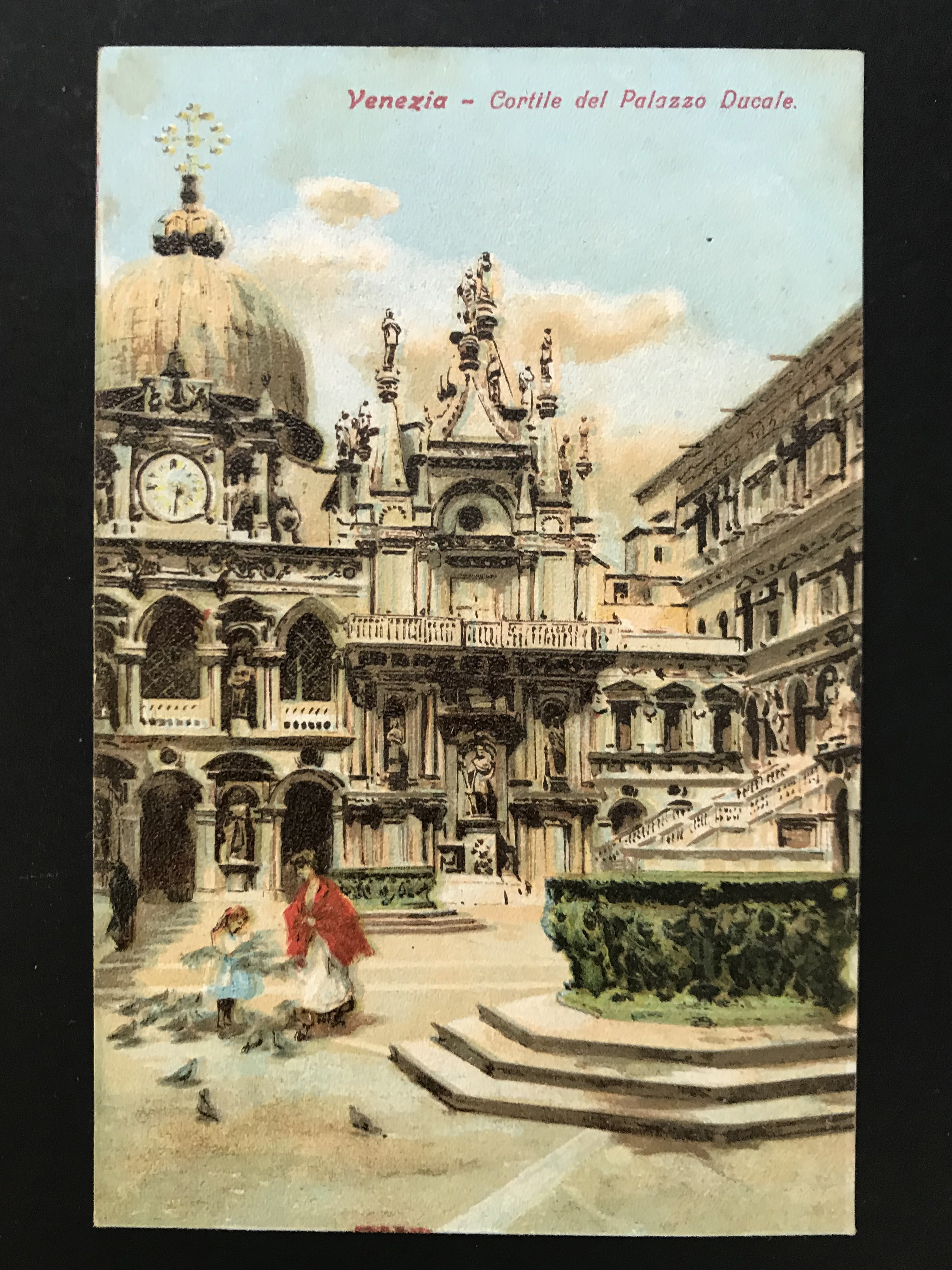 SELECTION OF VENICE RELATED POSTCARDS - Image 13 of 53