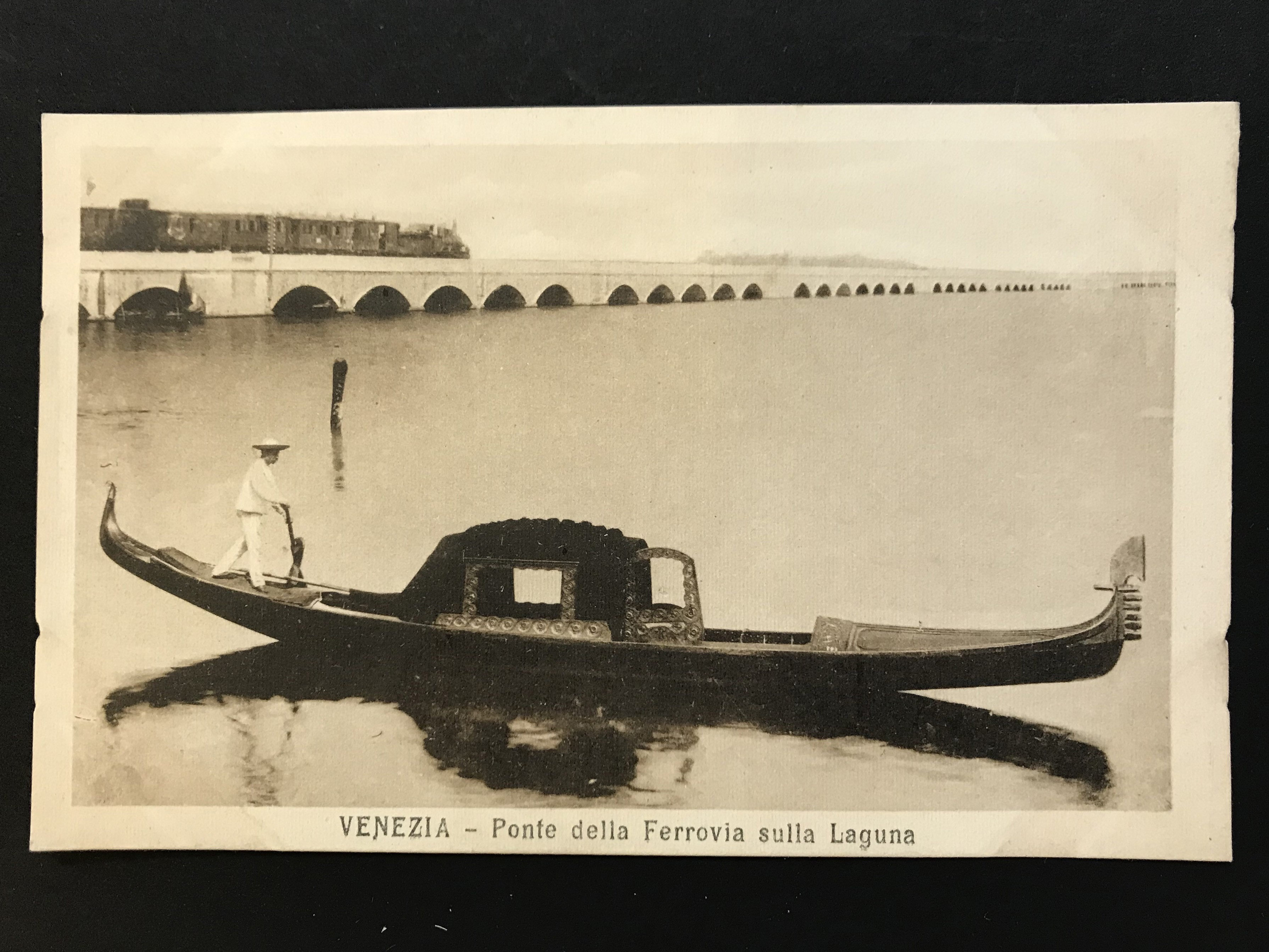SELECTION OF VENICE RELATED POSTCARDS - Image 33 of 53