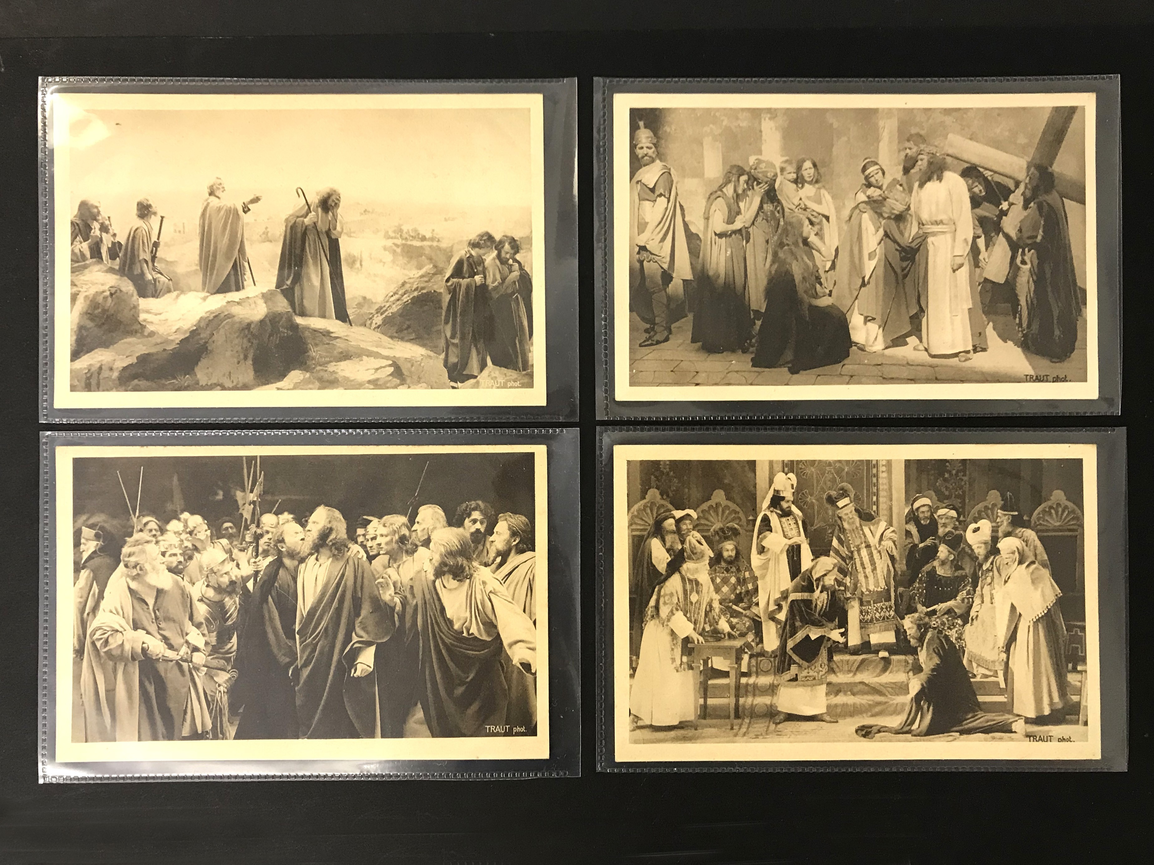 SELECTION OF VARIOUS POSTCARDS SHOWING ACTORS - Image 5 of 11