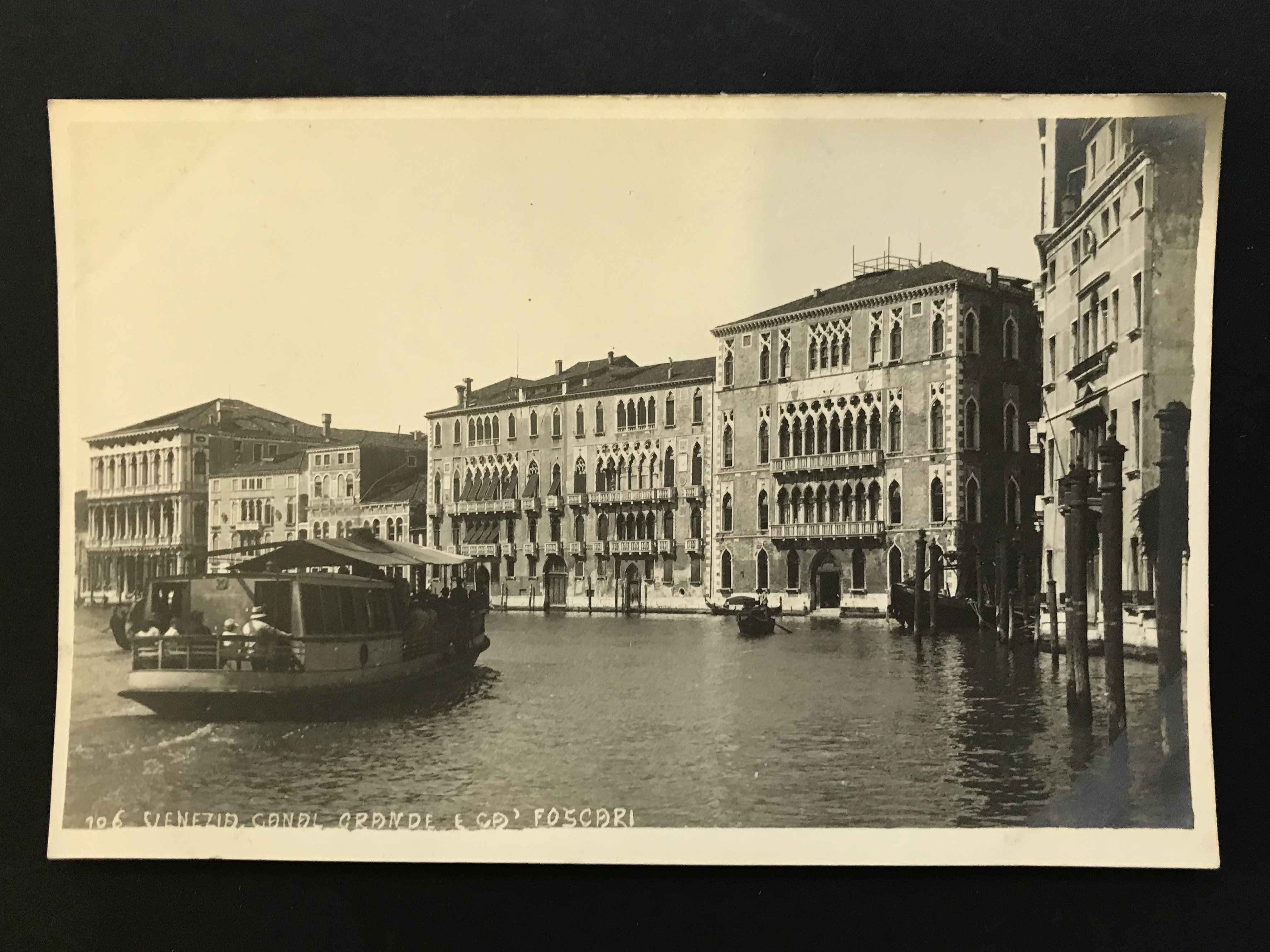 SELECTION OF VENICE RELATED POSTCARDS - Image 37 of 53