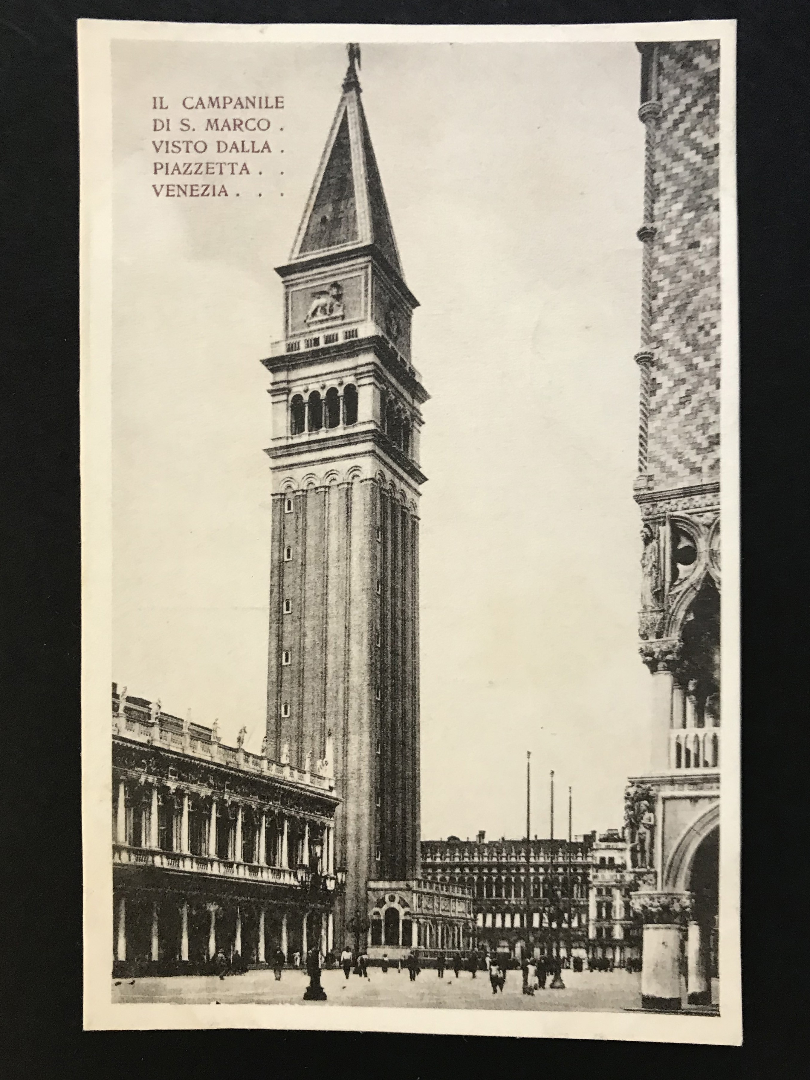SELECTION OF VENICE RELATED POSTCARDS - Image 30 of 53
