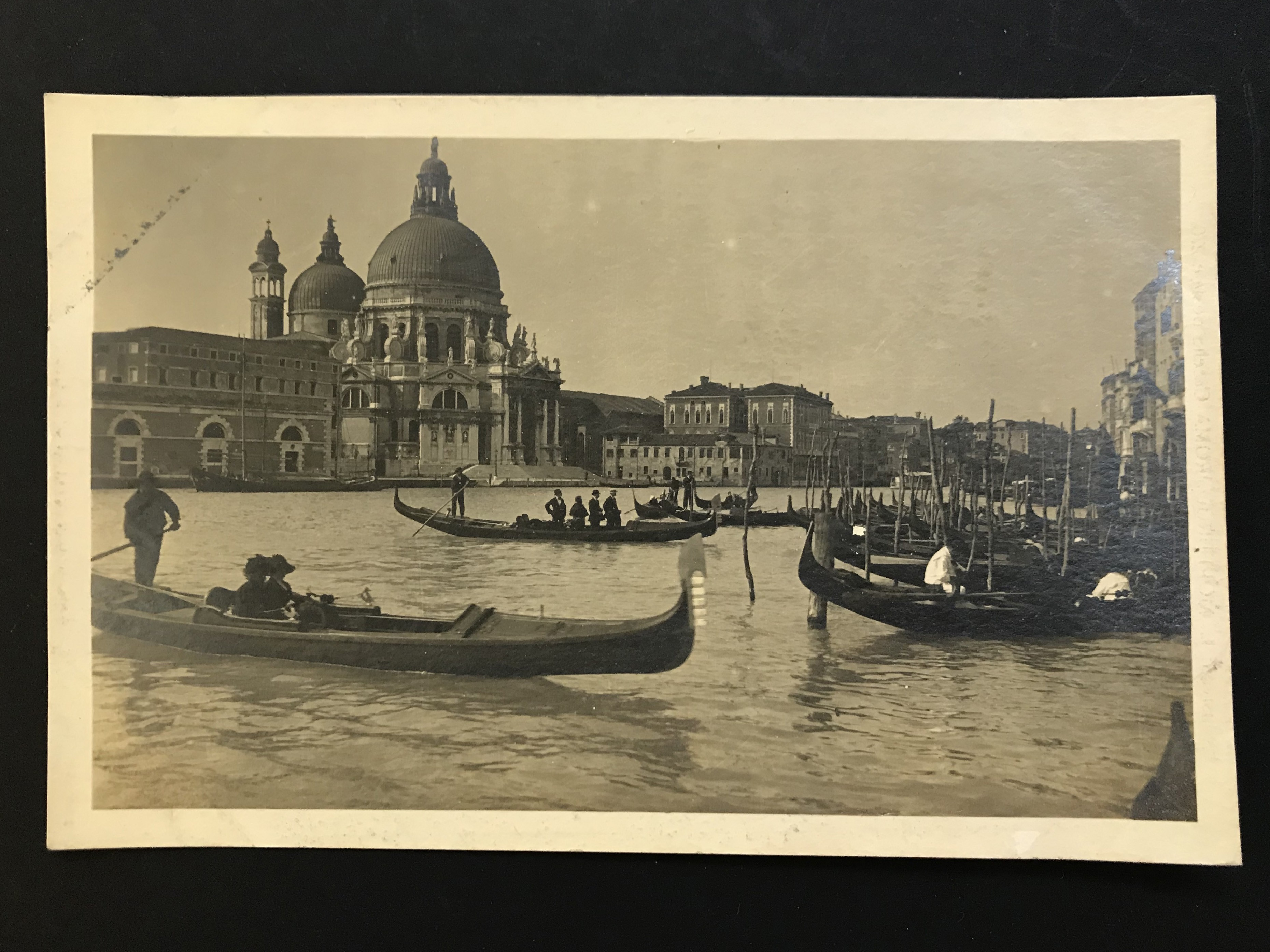 SELECTION OF VENICE RELATED POSTCARDS - Image 47 of 53
