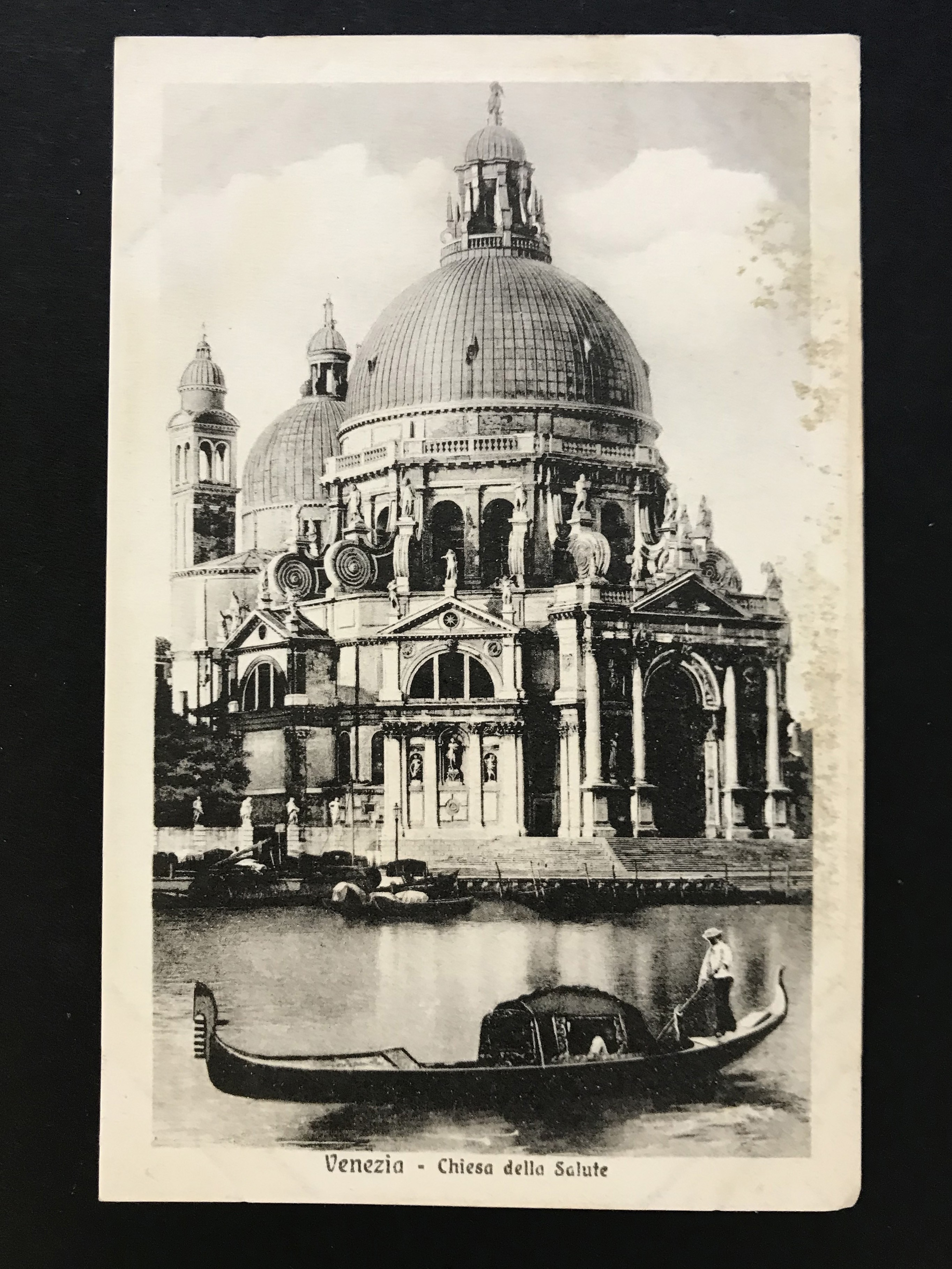SELECTION OF VENICE RELATED POSTCARDS - Image 23 of 53
