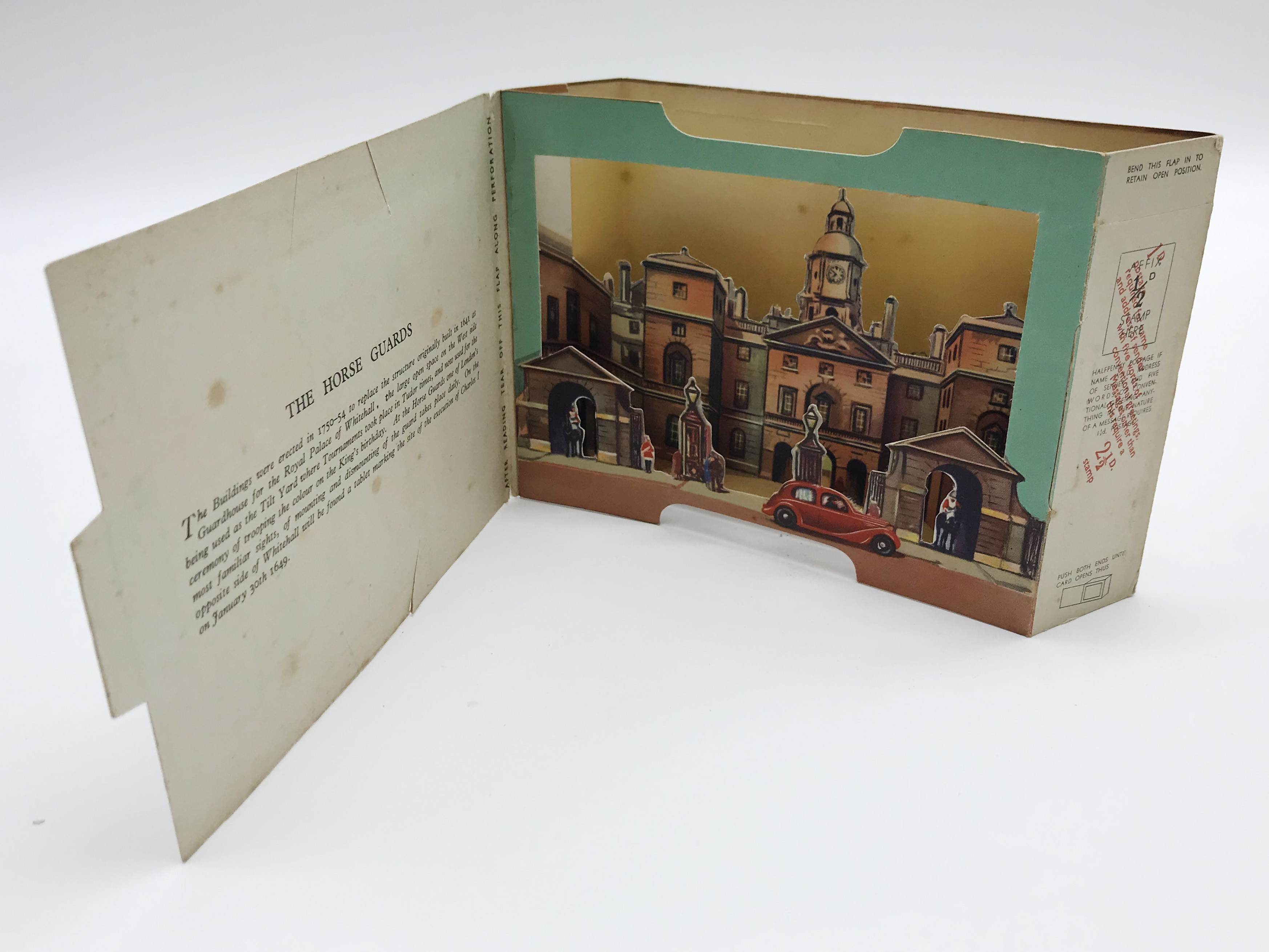 FIVE LONDON POSTCARDS - THE BRENT SERIES OF PANORAMIC VIEW CARDS - Image 8 of 13