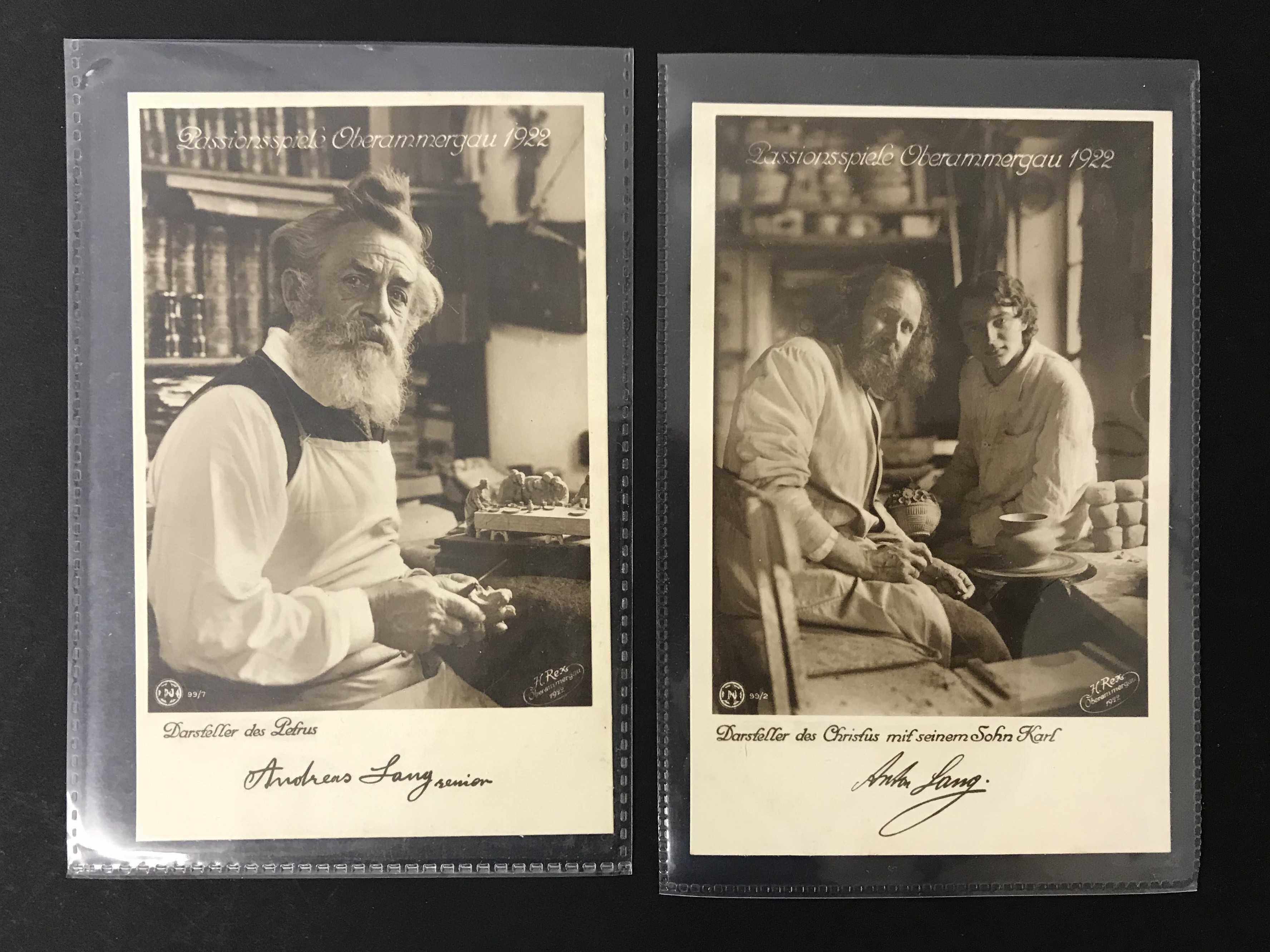 SELECTION OF VARIOUS POSTCARDS SHOWING ACTORS - Image 8 of 11